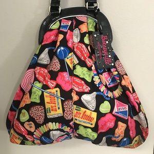 Betseyville betsey johnson candy land handbag